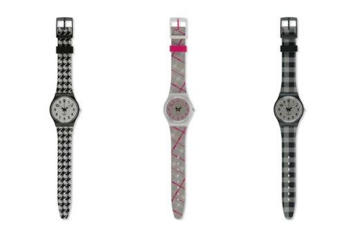 Swatch Gent Patterns Collection