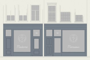 Tenue de Nîmes Readies New Amsterdam Store