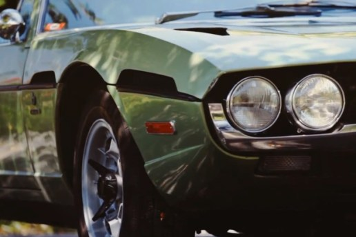 Test Driving an Original 1970 Lamborghini Espada Series II
