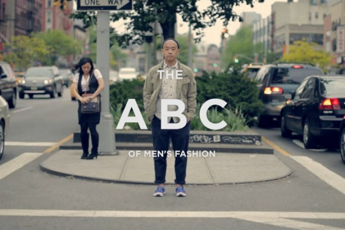 The ABC of Men's Fashion with jeffstaple