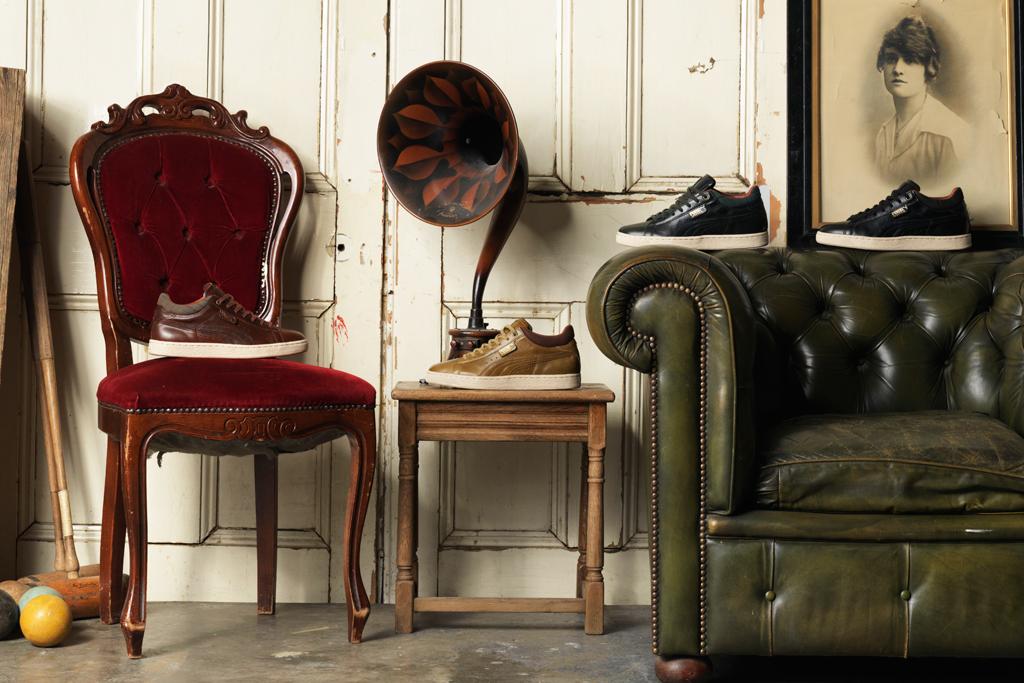 The British Millerain Co. x PUMA The List 2012 Fall/Winter Collection