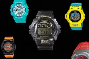 The Evolution of the Casio G-Shock Watch Video