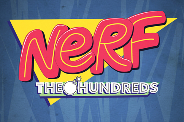 The Hundreds x NERF Turbo Football - Part 1