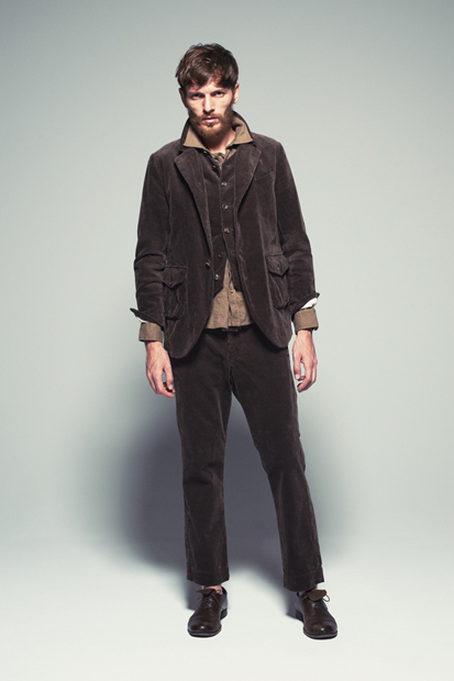 The Letters 2012 Fall/Winter Lookbook