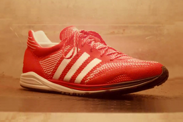 The Making of the adidas adizero primeknit