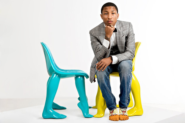 Pharrell Williams' Creative Vision Remains Unchanged