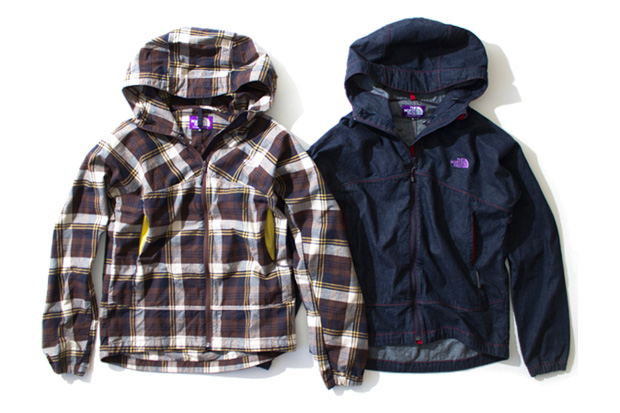 THE NORTH FACE PURPLE LABEL 2012 Fall Swallow Tail Jackets