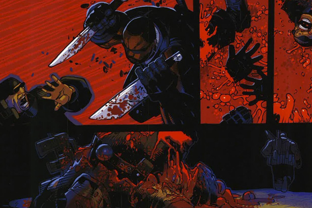 "The Unreleased Wu-Tang ""Wu-Massacre"" Comics"