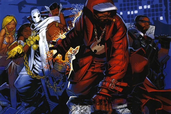 "The Unreleased Wu-Tang ""Wu-Massacre"" Comics"