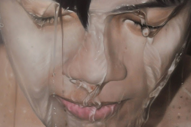 The Hyper-Realistic Work of Filipino Artist Ju-Vi