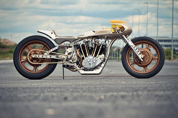 This Bike Is a Winner of the 2012 AMD World Championships of Custom Bike Building