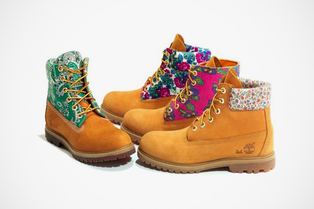 colette x Timberland Nadège Winter Work Boots