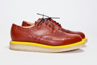 Très Bien Shop x Mark McNairy Derby & Brogue Shoes