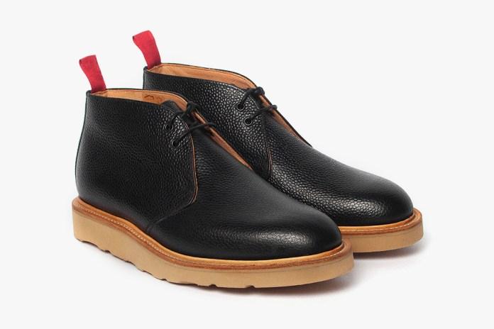 U.SSKB x Mark McNairy 2012 Footwear Collection