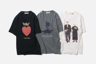 "UNDERCOVER  2012 Fall/Winter ""Psycho Color"" Collection"