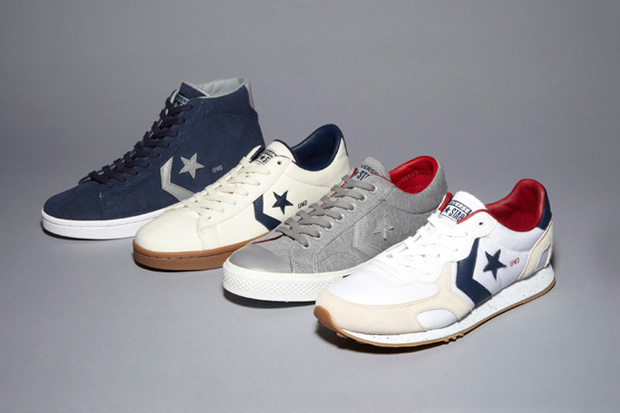 """UNDFTD x Converse """"Born Not Made"""" Collection"""