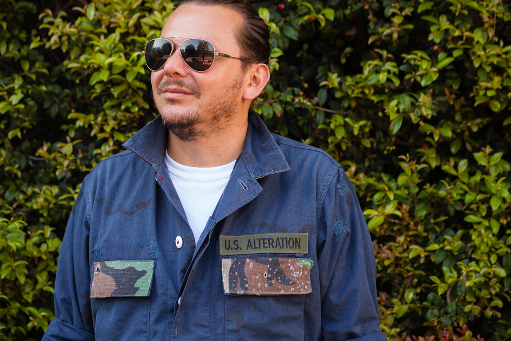 """Union x U.S. Alteration """"OVER-DIE"""" Collection"""