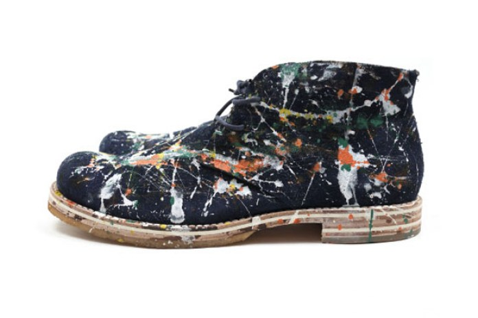 UNTOLD x Code; c Chukka Boots