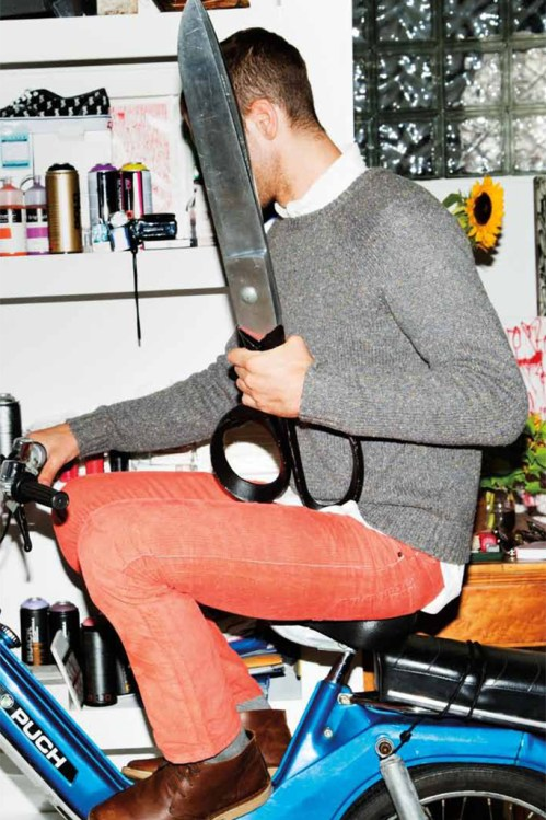 Urban Outfitters Introduces Its First Online Men's Catalog