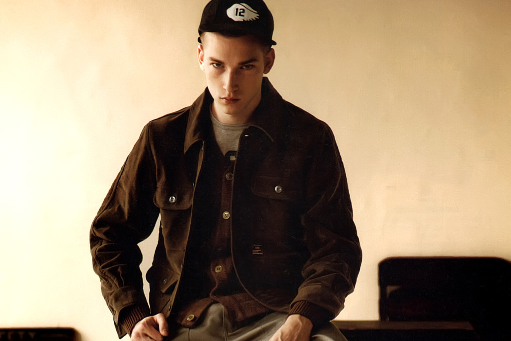 URSUS BAPE 2012 Fall/Winter Collection Editorial