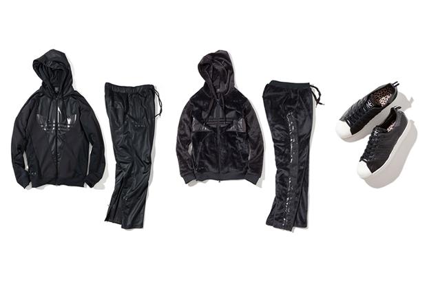 VANQUISH x adidas Originals 2012 Fall/Winter Collection