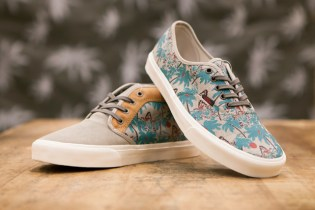 "Agenda Long Beach: Vans California 2013 Spring/Summer ""Aloha Camo"" Pack Preview"
