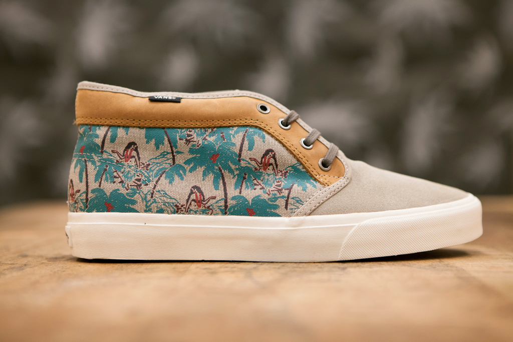 vans california 2013 spring summer aloha camo pack preview