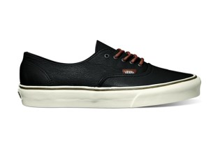Vans California 2012 Fall Authentic Decon CA