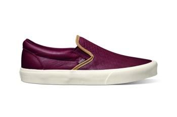 "Vans California 2012 Fall Slip-On CA ""Braided"" Pack"