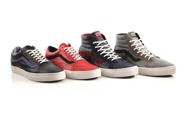 Vans Leather California Reissues Pack