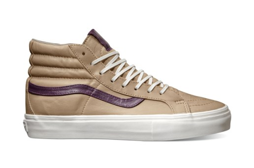 Vans Vault 2012 Fall Italian Leather OG Sk8-Hi LX Pack