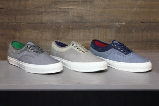Vans Vault 2012 Authentic Nomad Rand LX
