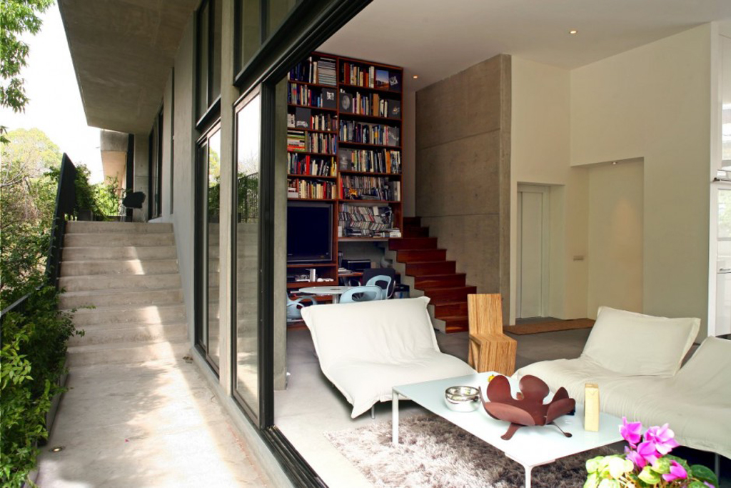 Veracruz 60 Apartment by JSa Architecture