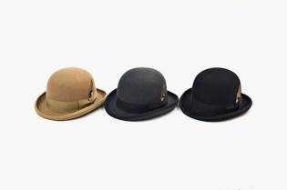 VICTIM x CA4LA Bowler Hat