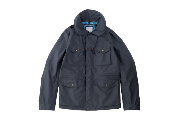 visvim 2012 fall winter 2 5l gore tex pfd jacket
