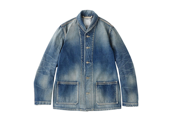 visvim 2012 Fall/Winter ARTIFACT COVERALL DAMAGED