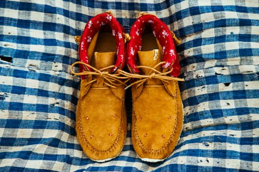 visvim 2012 Fall/Winter FBT BEARFOOT PIZI-FOLK *OVERSEAS EXCLUSIVE