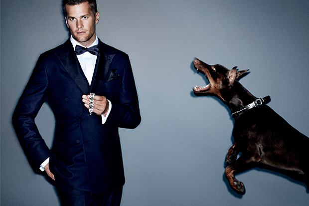 VMAN: Tom Brady and Tom Ford Discuss Love, Life and the Future
