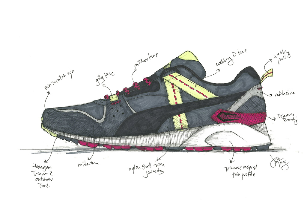 The Job of a Sneaker Designer: PUMA's Jon Tang Discusses the Ins and Outs