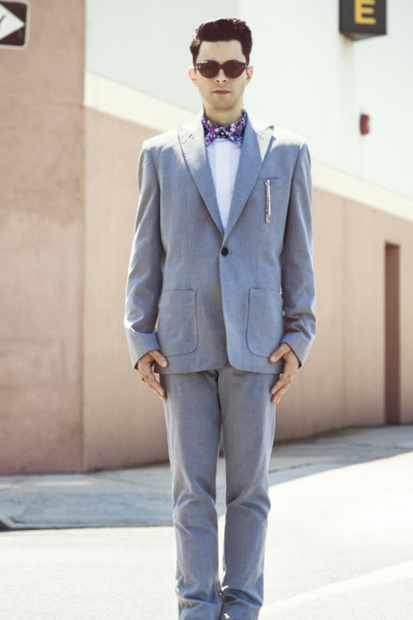 William Watson 2013 Spring Lookbook