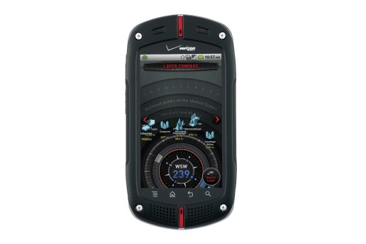 Winner Announcement! 1 of 3 Casio G'zOne Commando Phones!