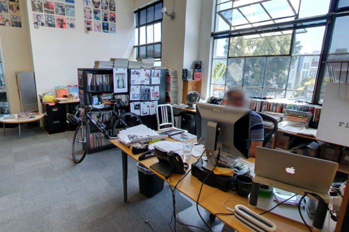 Wired Becomes the First Newsroom in the World to be Documented on Google Maps' Street View