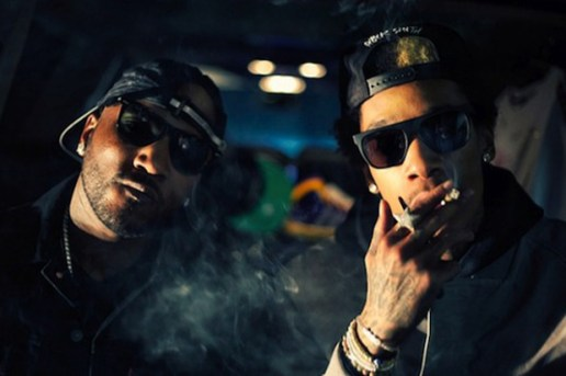 Wiz Khalifa featuring Lil Wayne & Young Jeezy - Work Hard, Play Hard (Remix)