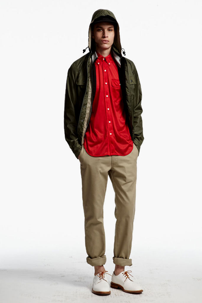 Woolrich Woolen Mills 2013 Spring/Summer Collection