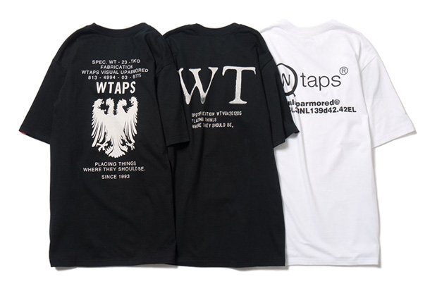 wtaps 2012 fall winter august delivery