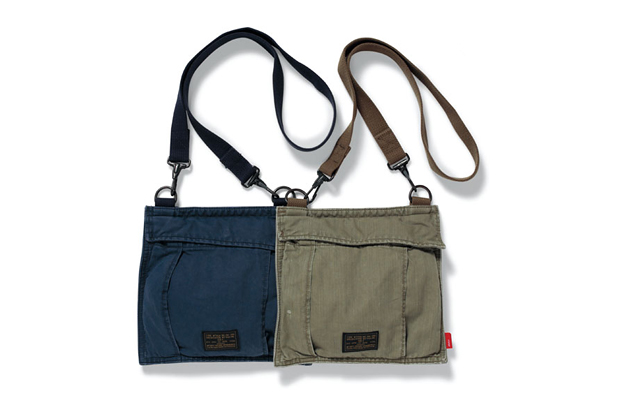 WTAPS 2012 Fall/Winter Cotton PEP/BAG