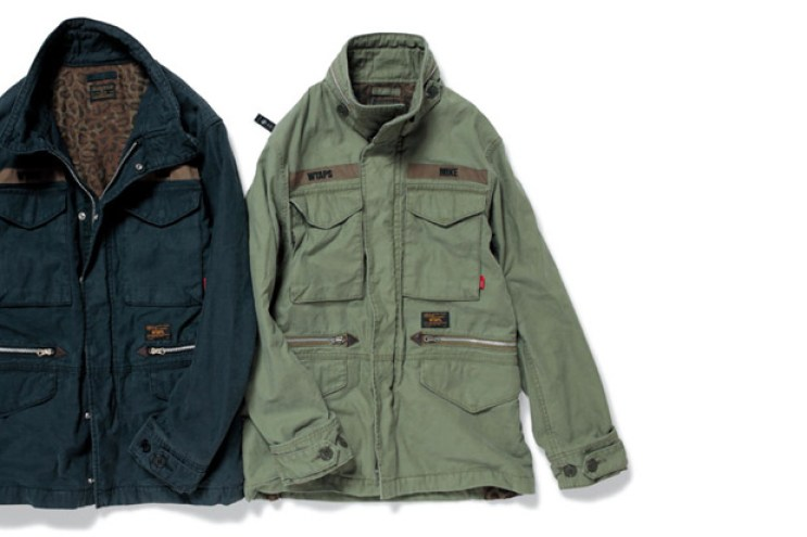 WTAPS 2012 Fall/Winter New Releases