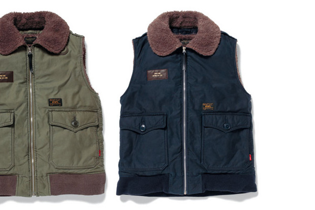 wtaps 2012 fall winter new releases