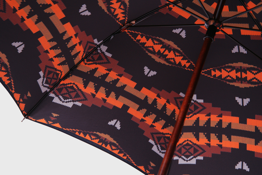 ymc london undercover navajo umbrella