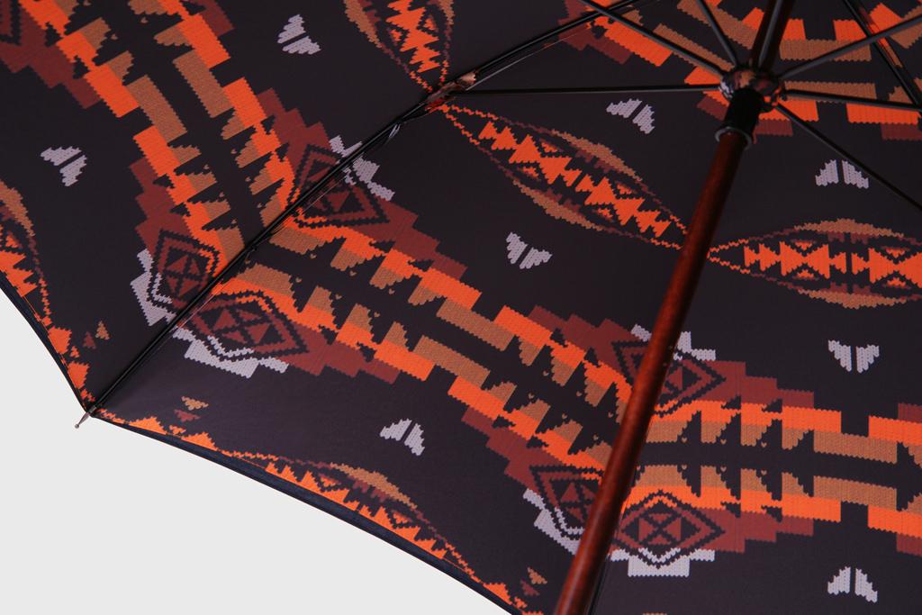 YMC x London Undercover Navajo Umbrella